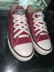 ab934dfc2a zapatos marca converse talla 38 original cuenca
