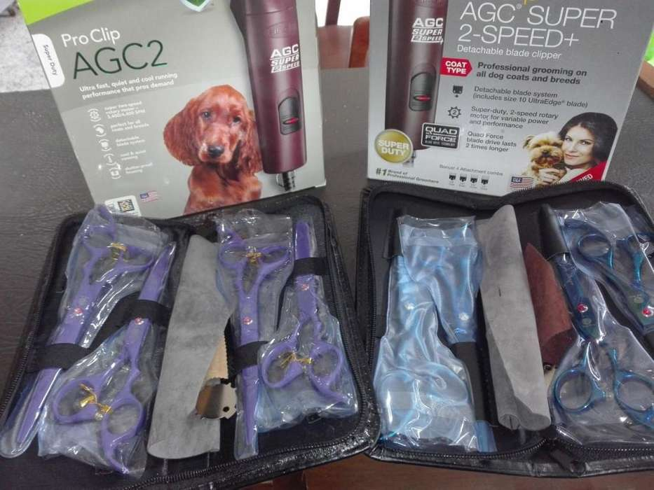 Maquina <strong>peluqueria</strong> canina andis Agc 2 vel