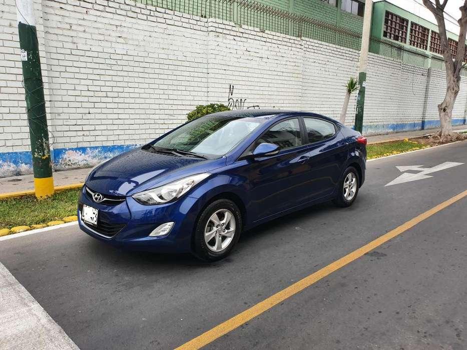Hyundai Elantra 2012 - 63000 km
