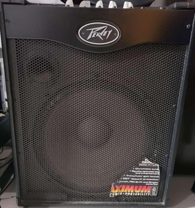Vendo Full Amplificador para bajo Peavey