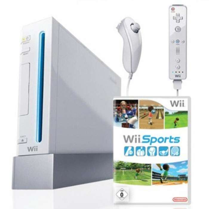 Nintendo Wii Muy Poco Uso