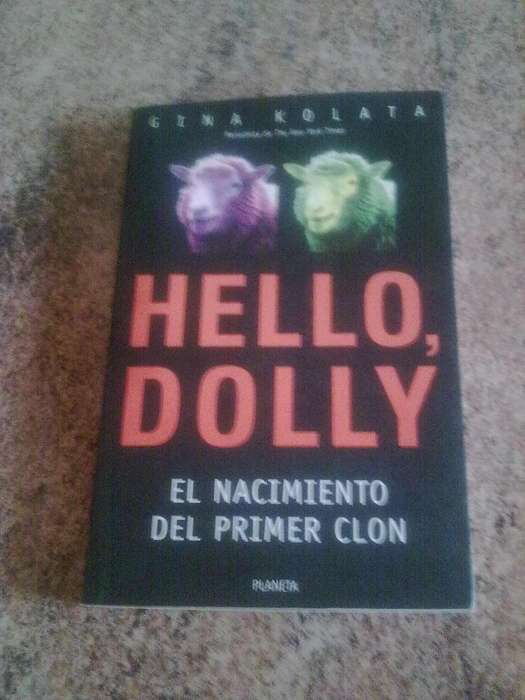 LIBRO HELLO, DOLLY !!!