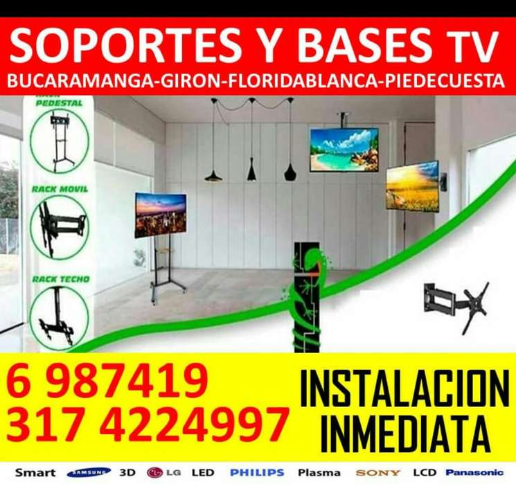Vendo Bases Moviles Tvs <strong>lg</strong>