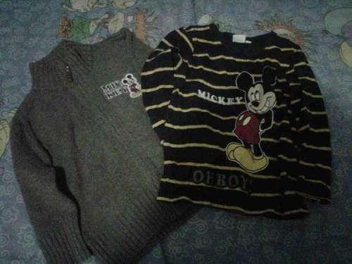 Conjunto Disney Para Niño De 2 Años