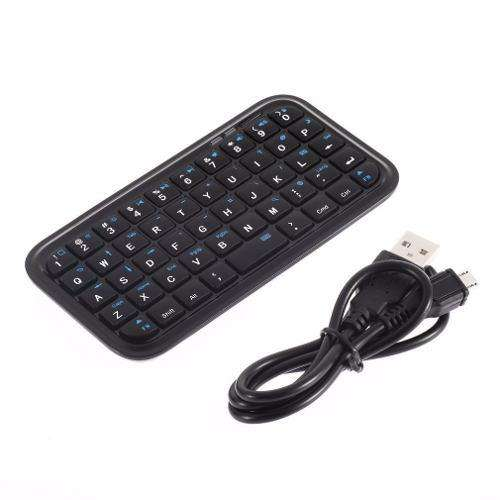 Teclado Mini Wireless Bluetooth 3.0 Ipad Samsung Iphone Gear