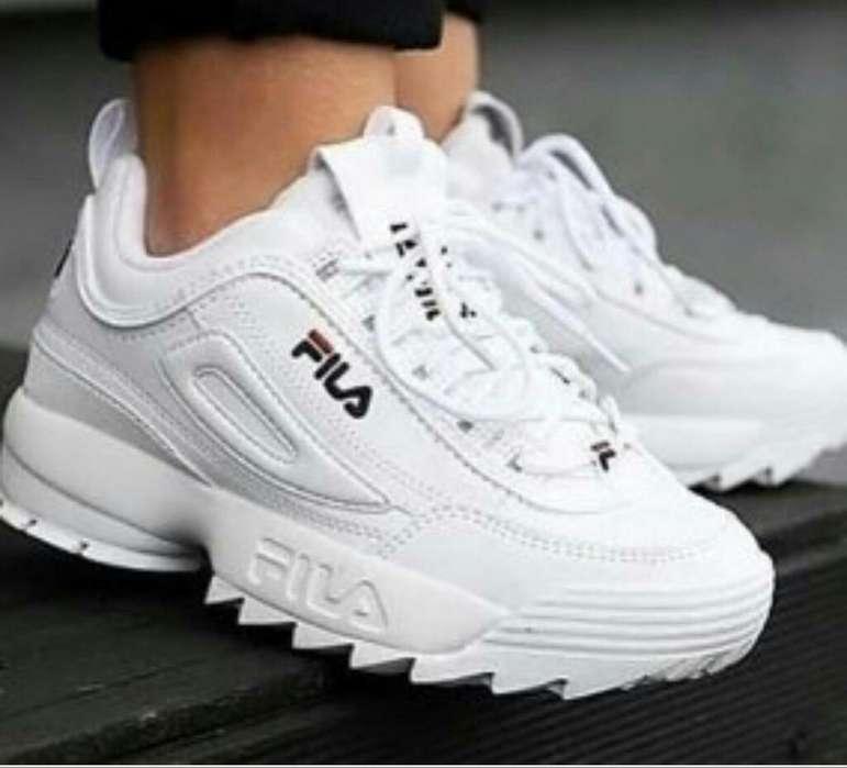 8907827a Zapatos fila: Ropa y Calzado en venta en Ecuador | OLX