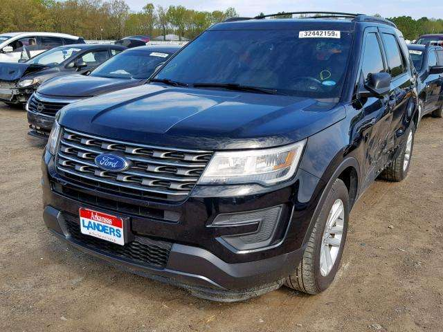 Ford Explorer 2017 - 27000 km