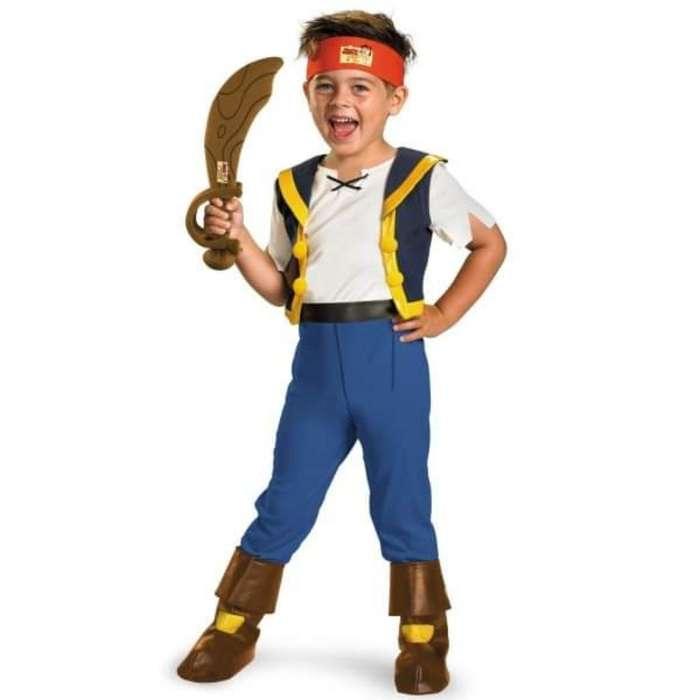 Se Vende Disfraz de Pirata Jake