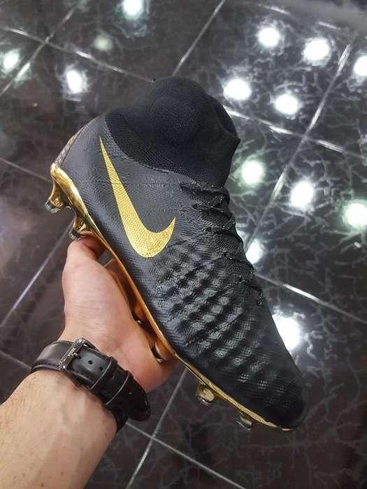 Guayos Nike Magista Obra