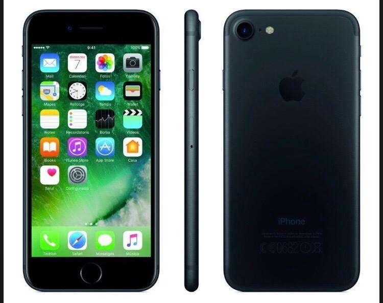 iPhone 7 128 Gb - usado