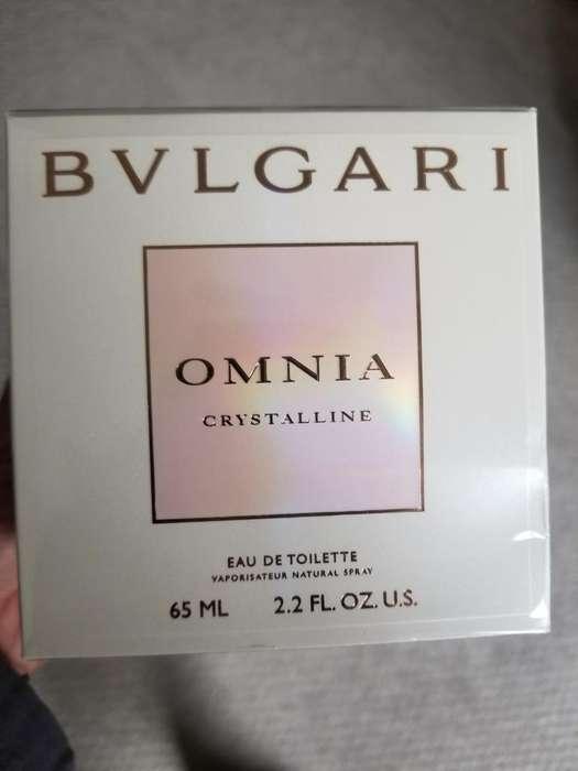 Perfume Bvlgari Omnia Cristalline