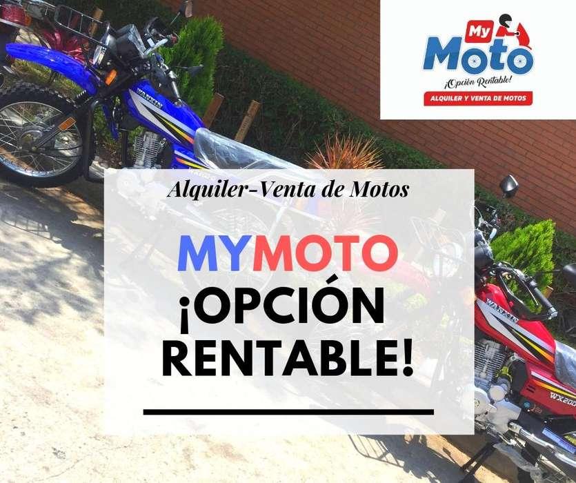 ALQUILER VENTA DE MOTOS
