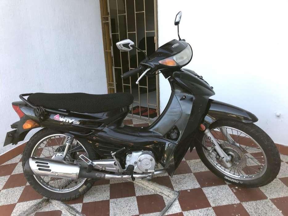 Ganga!! Vendo Active 110 Mod 2011