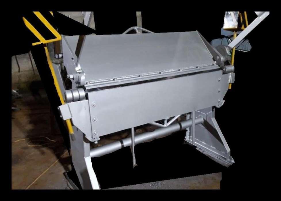 Dobladora de Tool de 1.25 Mtr Cap 2.m.m