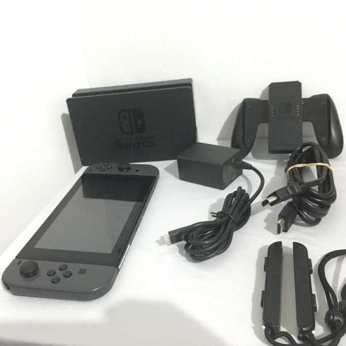 Nintendo Swicth programable