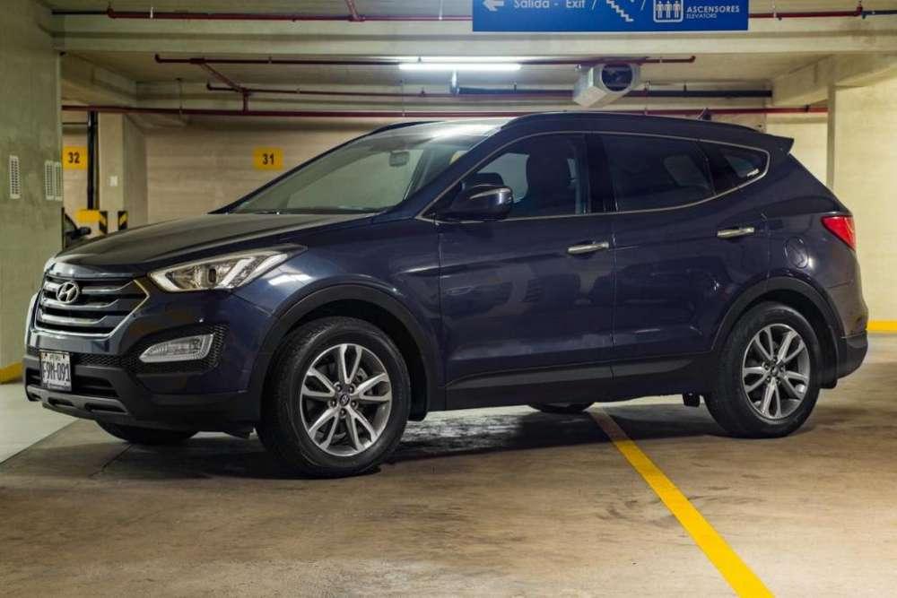 Hyundai Santa Fe 2013 - 0 km
