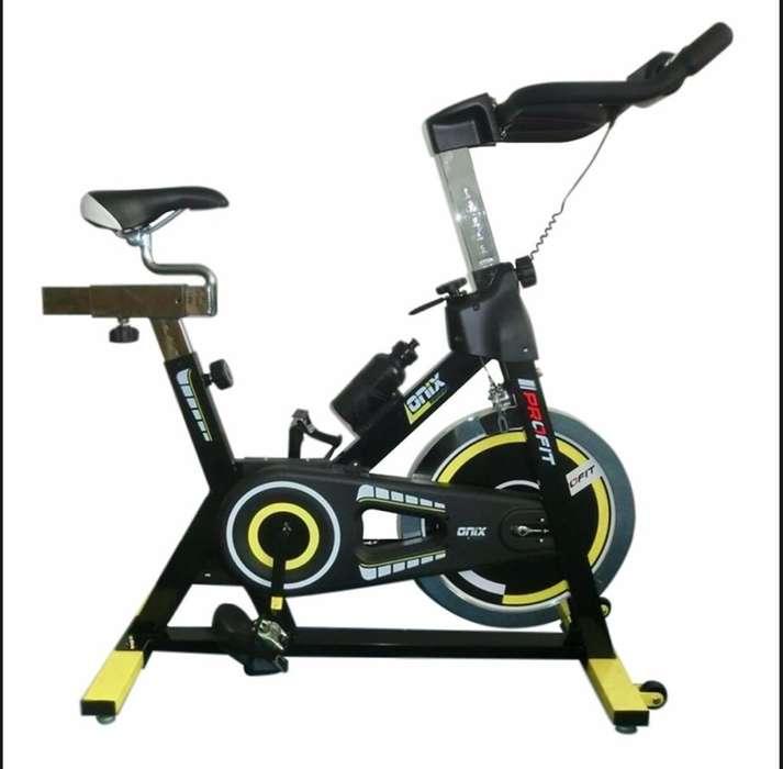 Bicicleta Estatica Profit ( Onix )