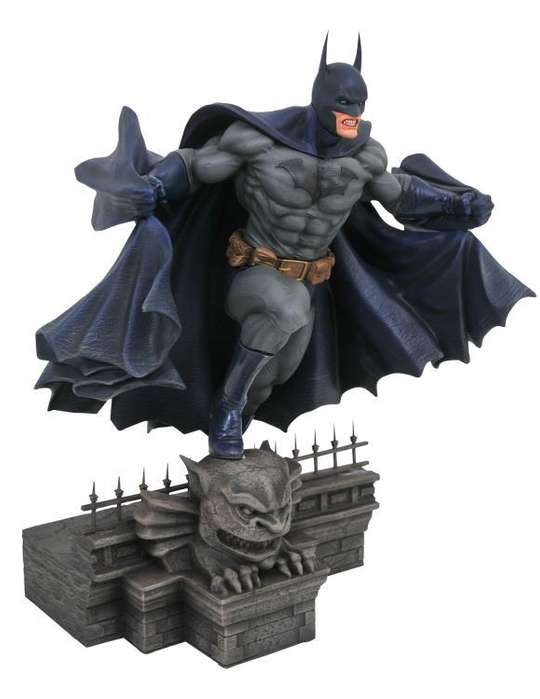Estatua Dc Gallery Batman 27cms