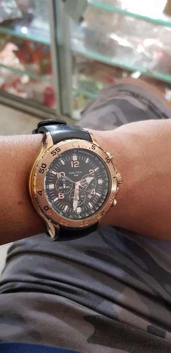Reloj Nautica Velero Original