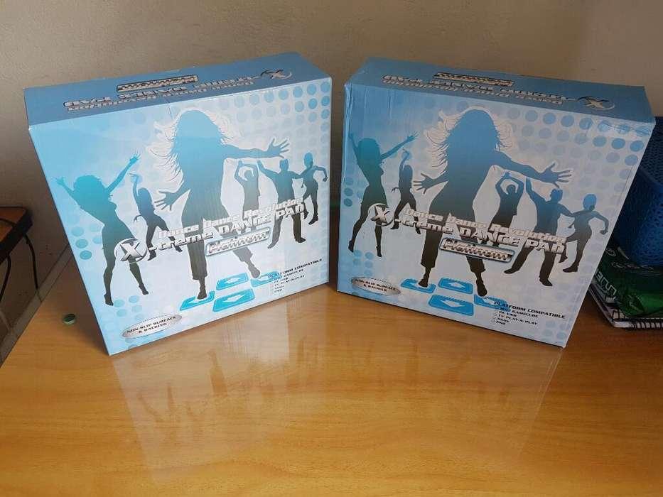 Tapetes de Bailes Nintendo Wii
