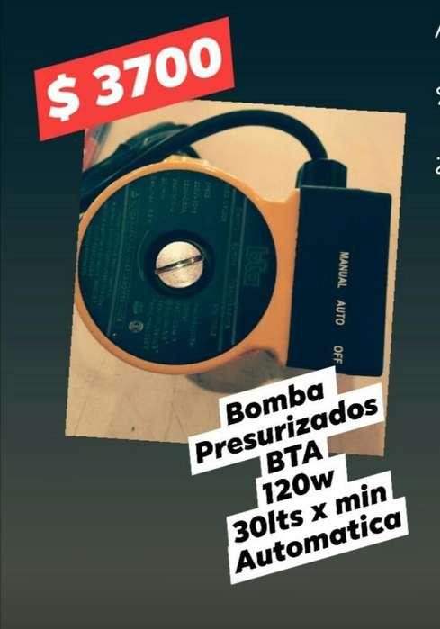 Bomba Presurizadora Bta 120w