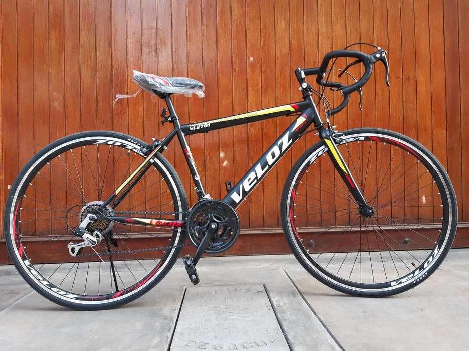 Bicicleta de Pista Aro 700 - 21v Shimano