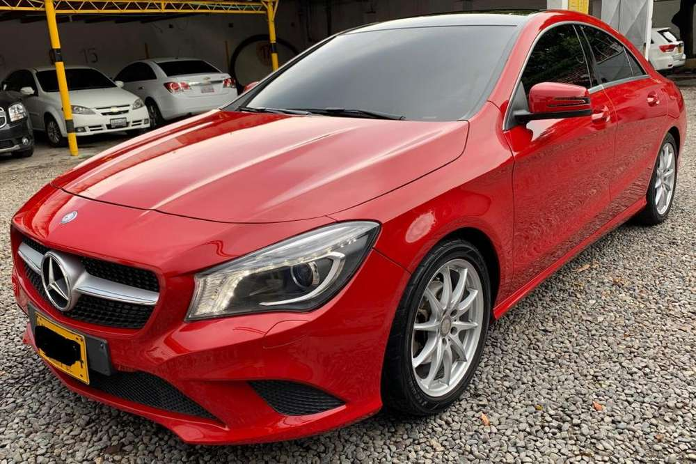 <strong>mercedes-benz</strong> Clase CLA 2014 - 500000 km
