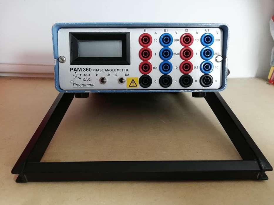 Medidor De Ángulo De Fase Digital Pam 360 Usado Probado