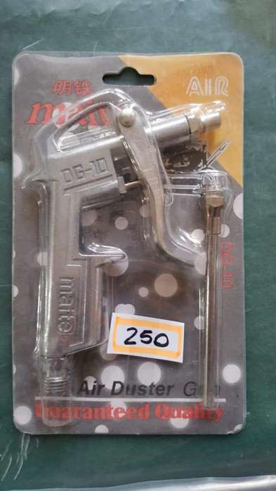 Pistola para compresor