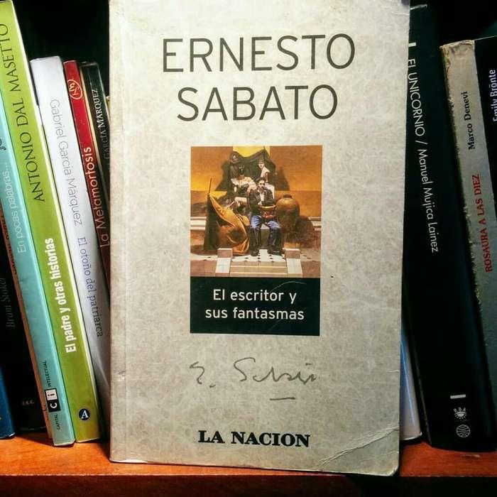 Ernesto Sábato - El Escritor Y Sus Fantasmas