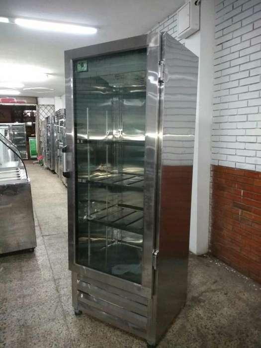 Vertical de Refrigeración Todo en Acero