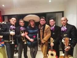 Mariachis Medellin Sombras de Mexico