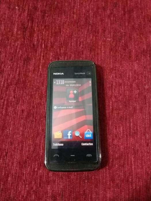 nokia 5530 xpress music-movistar