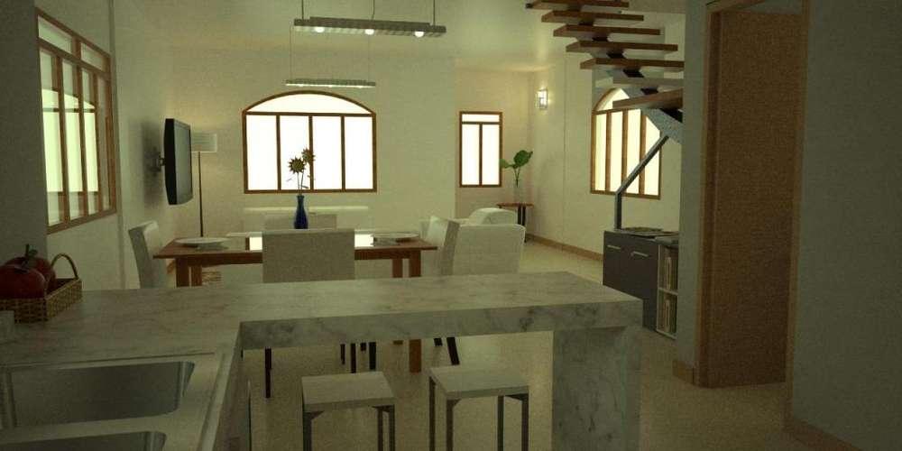 En Venta Hermosa Casa A Estrenar Exclusiva en Tumbaco en Conjunto Residencial. COD. VGKR010
