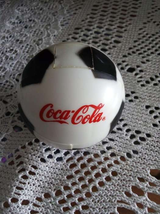 Pelota Coca Cola Antigua