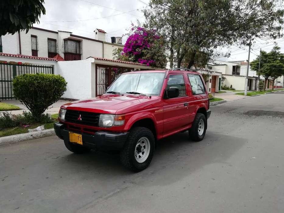 Mitsubishi Montero 2007 - 115450 km