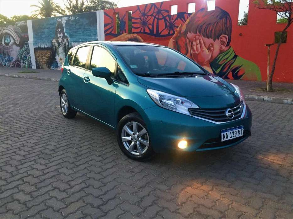 Nissan Note  2016 - 64700 km
