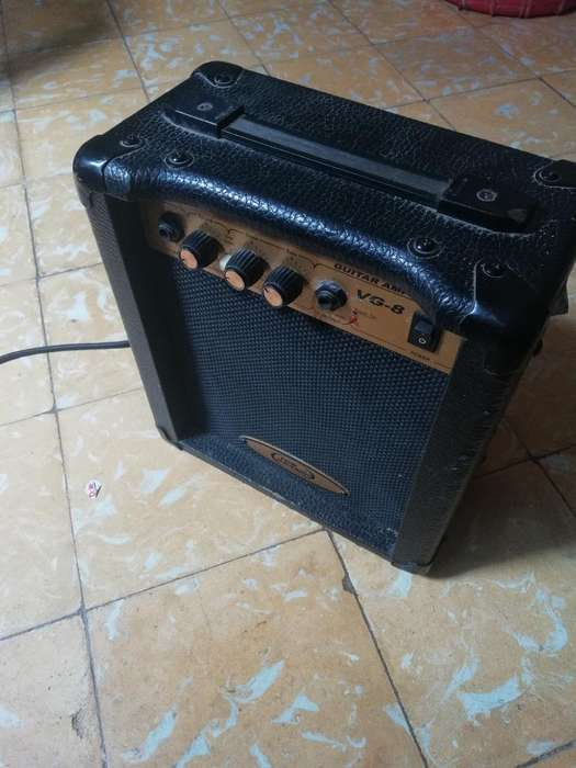 Amplificación de Guitarra 10w