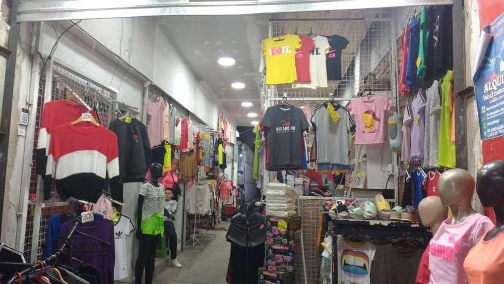 Paseo de compras