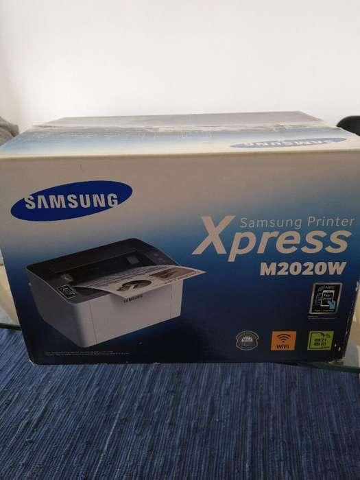 Vendo Impresora Láser Samsung M2020