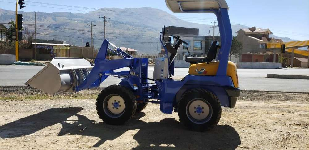 TRACTOR TCM L3-2, WHEEL LOADER, WHATSAPP 591-78339180