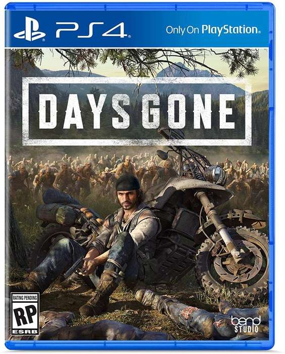 Days Gone - Ps4