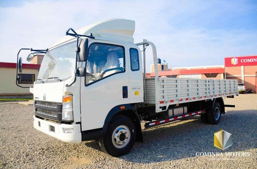 REMATE Camión SINOTRUK 2018 - 9.5 TON - Motor CUMMINS