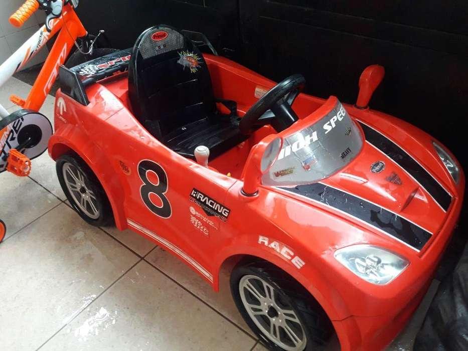 Carro Y Moto a Bateria