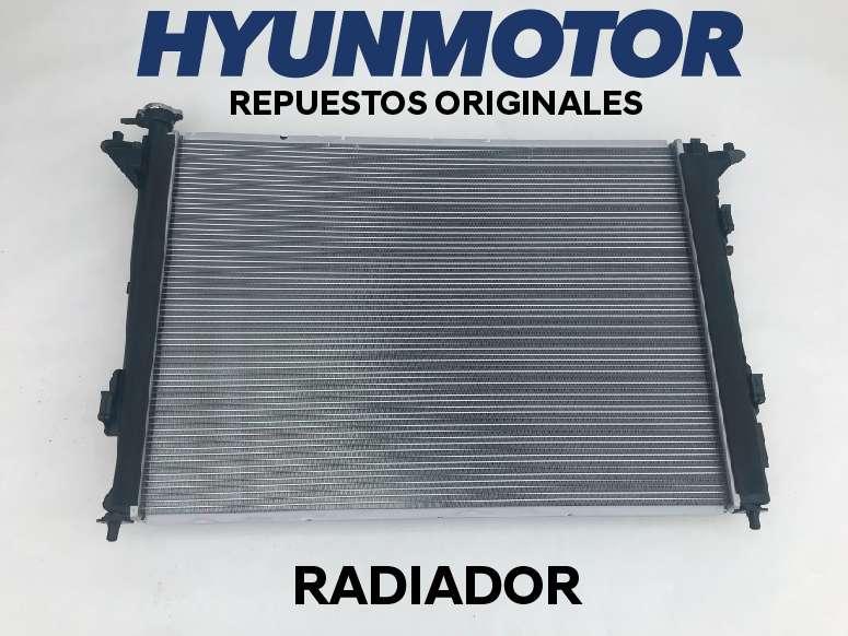 Radiador Hyundai tucson-Sonata-Ionig-Elantra-Terracan-santa fe.