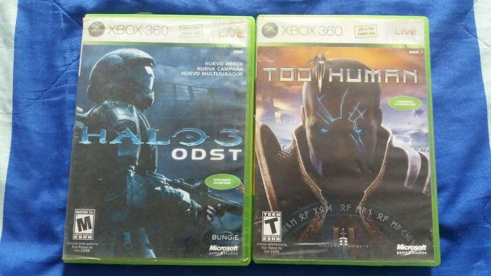 Vendo O Cambio Juegos Xbox 360 Originale