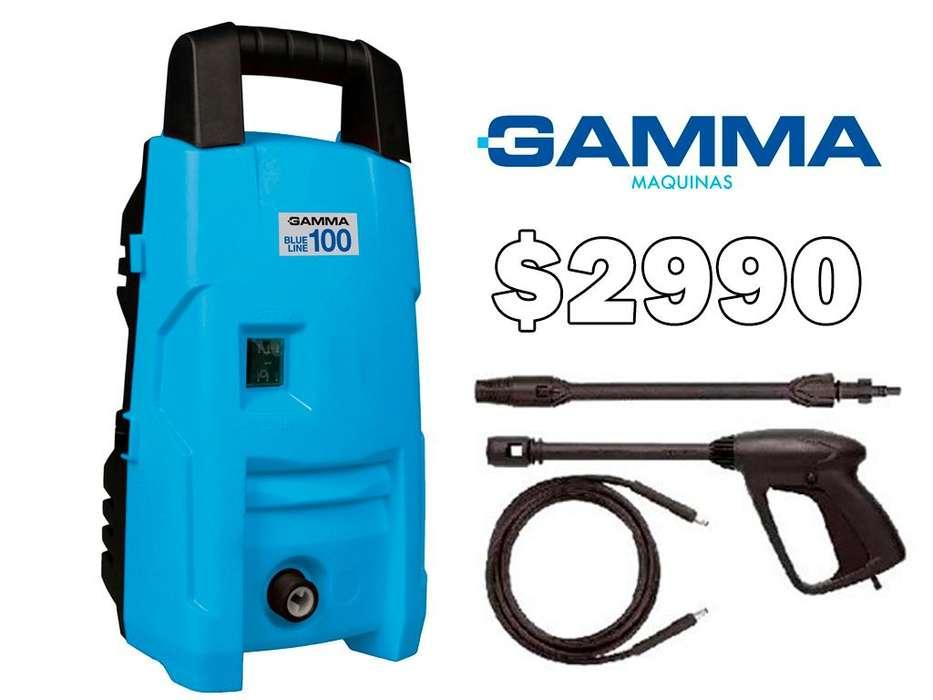 Hidrolavadora 90Bar 1200w GAMMA Blueline