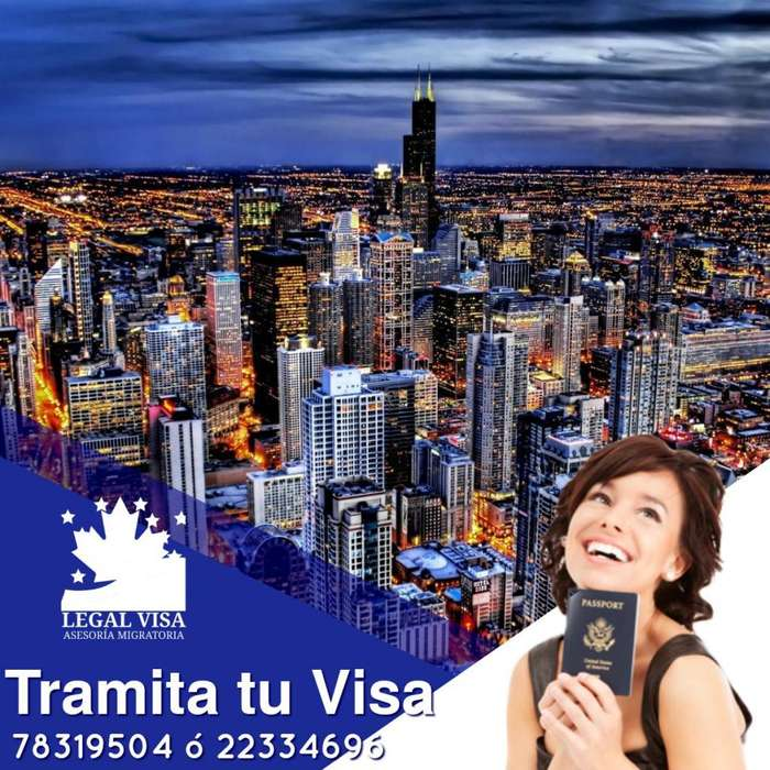 LEGAL VISA USA CANADA AUSTRALIA y MEX