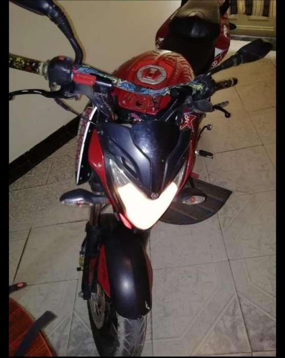 Vendo Moto Ns 200