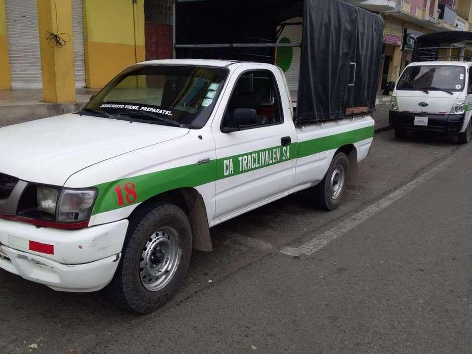 Vendo Camioneta TOYOTA STOUT2